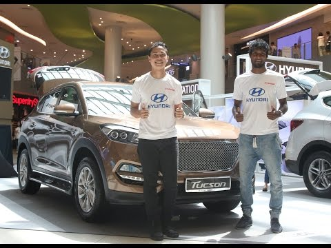 Hyundai Innovation Roadshow @ Vivo City