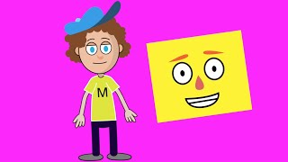 Learn Shapes and Colors Song |  Animation | Learn English Children