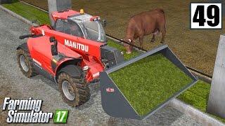 Duże obrządki - Farming Simulator 17 (#49) | gameplay pl