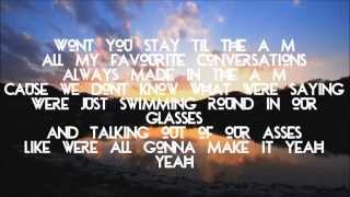 One direction - A.M acoustic Karaoke / Sing Along / Cover with Lyrics by against the crowds