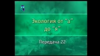 Экология. Передача 22. Охрана растений