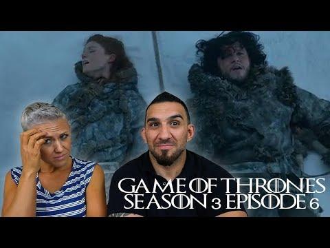 Game Of Thrones Season 3 Episode 6 'The Climb' REACTION!!