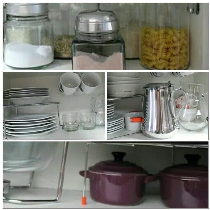 Dicas para organizar seus armarios de cozinha youtube - Como organizar armarios ...