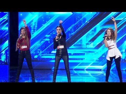 """Grup Ahenk - """"Alain Delon"""" Performansı - X Factor Star Işığı"""