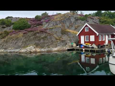 # 6 - CRUISING AROUND SOUTHERN TIP OF NORWAY,  Lillesand - Kristiansand