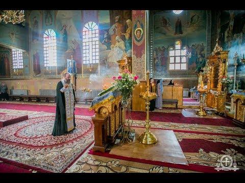 Уставное богослужение в Чумалевском монастыре