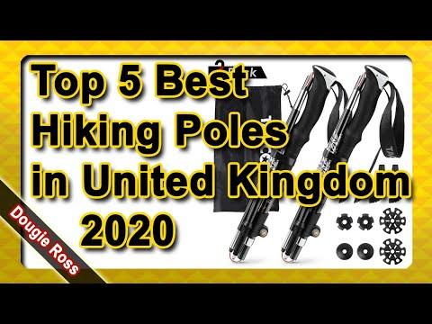 Top 5 Best Hiking Poles in United Kingdom 2020 Must see
