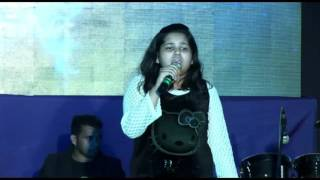 O Re Piya Udane Laga Kyu Manbavra - Singing Competition - Rang Jhanjhar - Raipur - Chhattisgarh