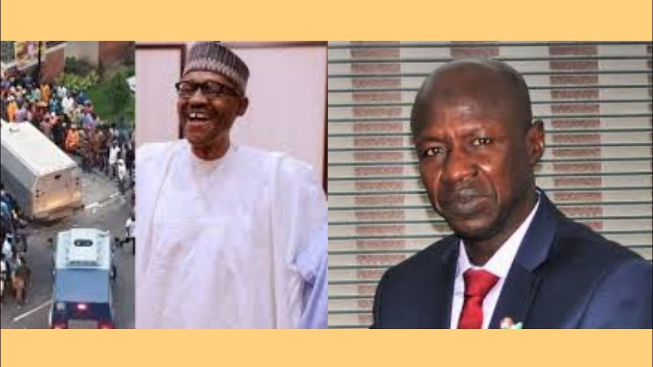 FORMER EFCC CHAIRMAN SET TO R€V€@L $€ÇR€@T$, WITH NAMES THAT COULD ẞL∅W UP NIGERIA