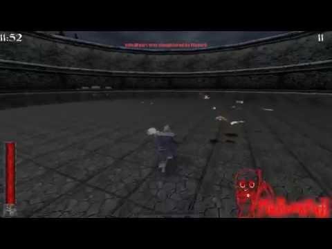 Rune Halls of Valhalla - Fight Gameplay