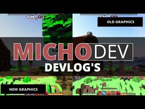 Graphics - Exp Gain | Indie Game Devlog #8 | Blixten Quest |