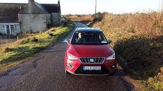 First home drive SEAT Arona 2018