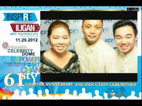 Netstop Videobooth on JCI Iligan, Inc. 61st Chapter Anniversary and Induction Ceremonies