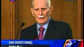 José Vicente Rangel hace recomendaciones a Nicolás Maduro