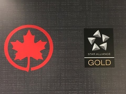 AIR CANADA INTERNATIONAL MAPLE LEAF LOUNGES AT VANCOUVER AIRPORT