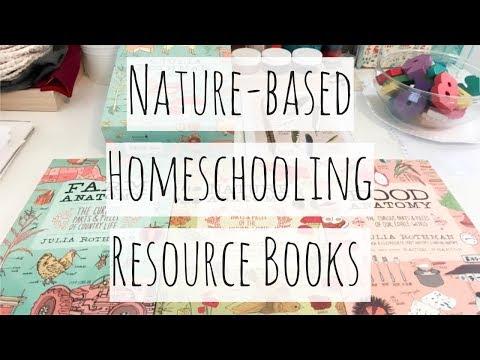 Nature-based Homeschool Resource Books