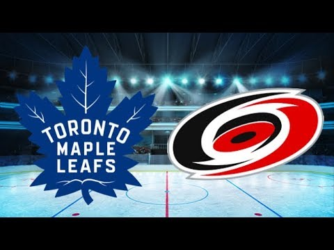 Toronto Maple Leafs vs Carolina Hurricanes (8-1) All goals and Highlights!! [Extended]