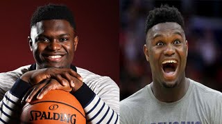 Zion Williamson FUNNIEST MOMENTS