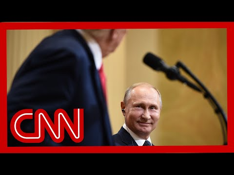 Is Trump helping Putin hold on to power?