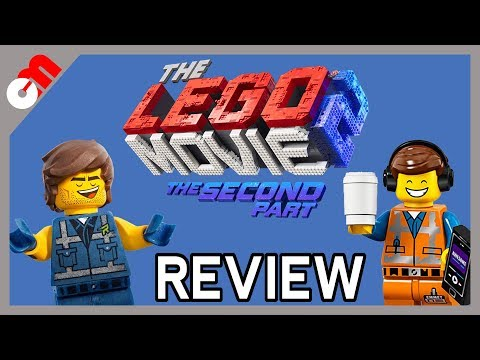 The Lego Movie 2: The Second Part Review (Non-Spoiler)