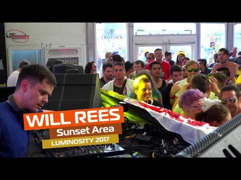 Will Rees [FULL SET] @ Luminosity Beach Festival 23-06-2017
