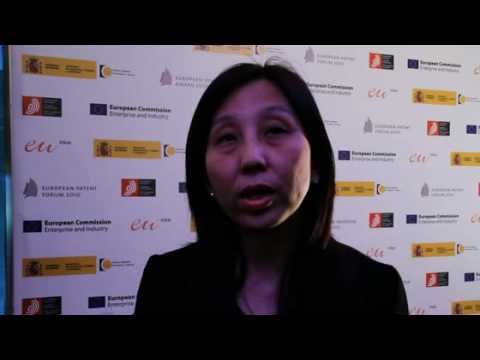 Podcast: Interview with UNFCCC at the European Patent Forum 2010.flv