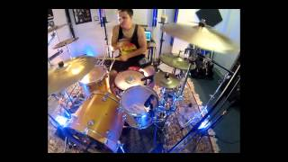 Blink 182 - Dumpweed - Leo Teran  (Drum Cover)  GO PRO