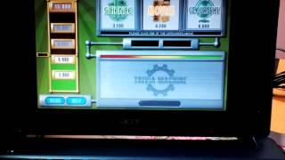How to play TRIVIA MACHINE