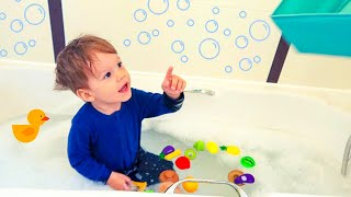 Bath Fun for Kids Video