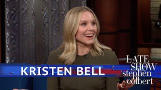 Kristen Bell's Daughter Asked Her 'Why Is Earth'
