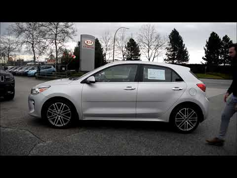 2020 Kia Rio 5-Door EX Sport Review | Kia West, Coquitlam, B.C. Canada