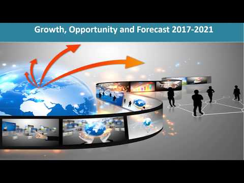 Global Advertising Market Size, Trends And Forecast 2017-2021