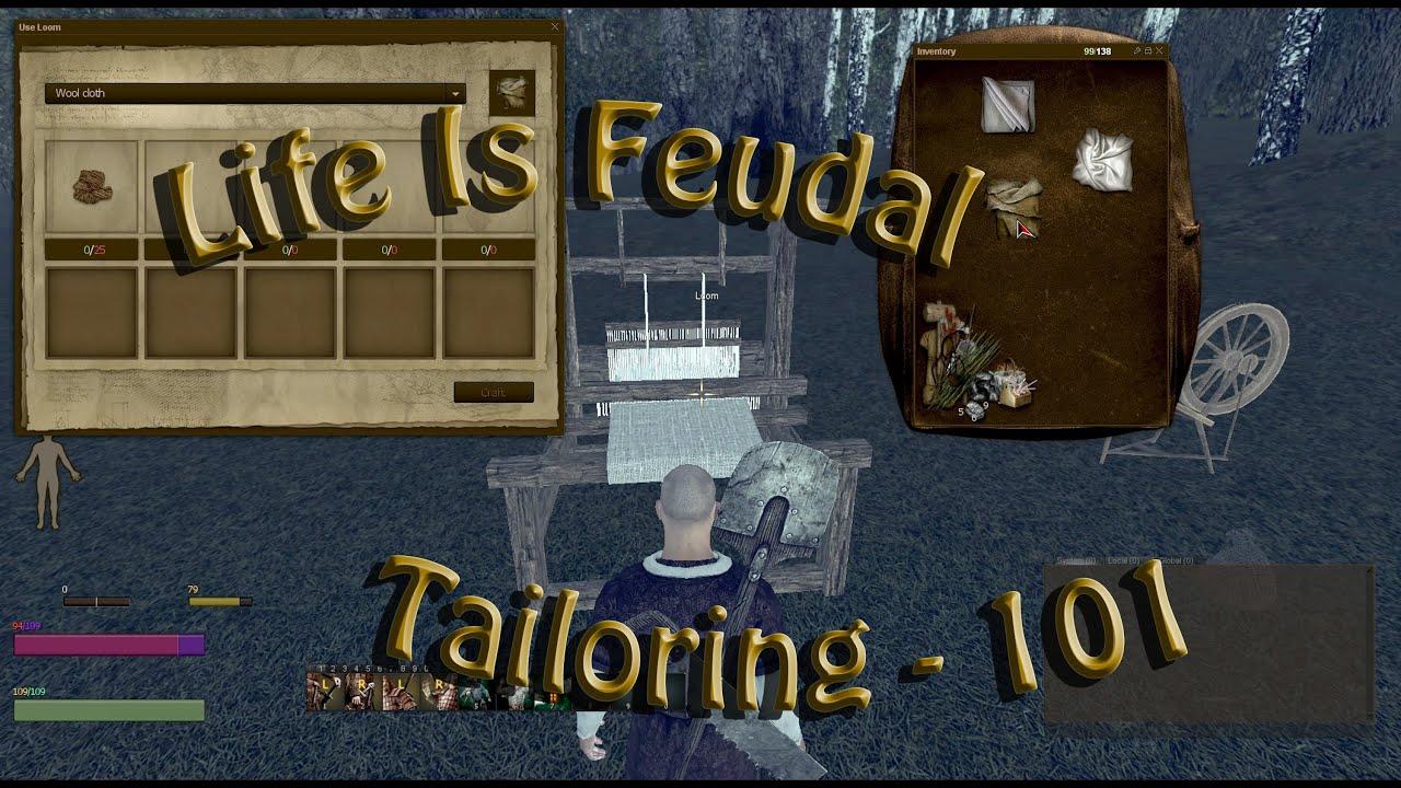 Life is feudal mmo thin leather сюжетно ролевая игра как средство