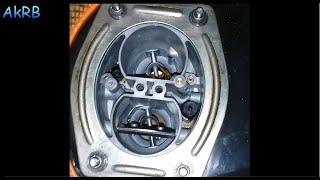Carburetor imkoniyati 21053 (Solex) Solex. Qayta ko'rib chiqish natijalari. UNIVERSITET va EMR holda ishlaydi.