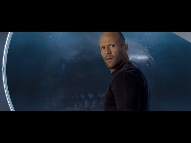 【巨齒鯊】首支官方預告,8月10日(週五) 咬下去 3D同步上映