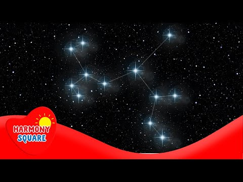 What are Constellations - More Grades K-5 Science on Harmony Square