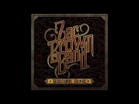 Zac Brown Band - 2 Places At 1 Time