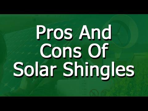 Solar Shingles Youtube