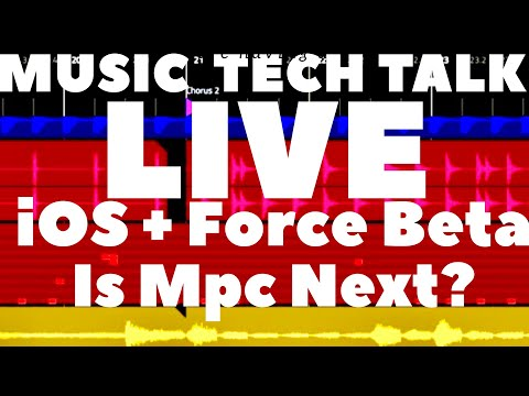 Eye Chat With CX THE PRODUCER | Live Stream #1: Force Beta IOS Music