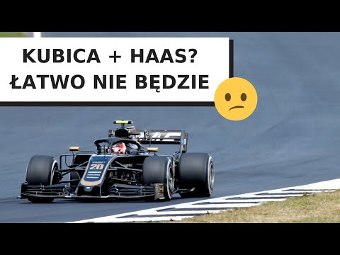 Robert Kubica w Haasie? To nie takie proste    Ósmy bieg #27