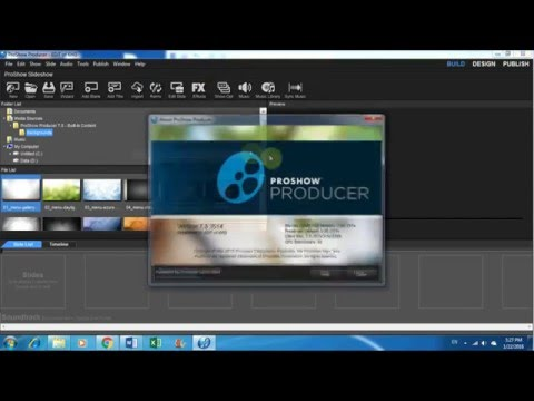 proshow producer full crack diendanbaclieu