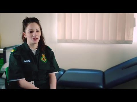 Meet Chantelle, a patient transport service driver