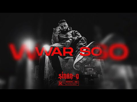 SINAN-G - WAR SO (prod. by JOSKEE) [official Video]