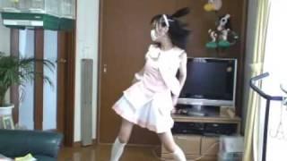 【こずえ】ルカルカ★ナイトフィーバーを踊ってみた 愛川こずえ