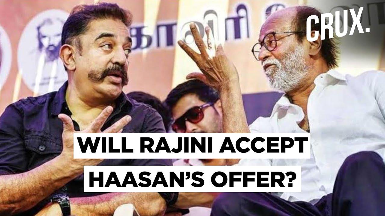 Kamal Haasan Invokes AIADMK Iconic Leader M G Ramachandran's Welfare Legacy