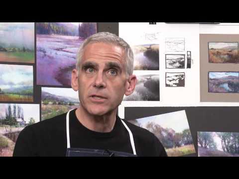 Artists Network Interviews: Meet Pastel Artist Richard McKinley