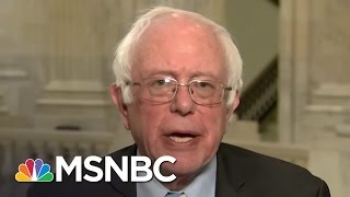 Bernie Sanders: AHCA Is Tax Plan To Help The Wealthy | All In | MSNBC
