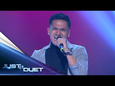 Will Adhi's dreams to do a duet with Elizabeth Tan come true? - Audition 2 - Just Duet