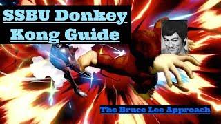 SSBU Donkey Kong Guide: The Bruce Lee Approach