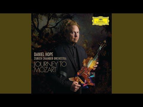 Mozart: Violin Concerto No.3 In G Major, K.216 - 1. Allegro - Cadenza: Daniel Hope